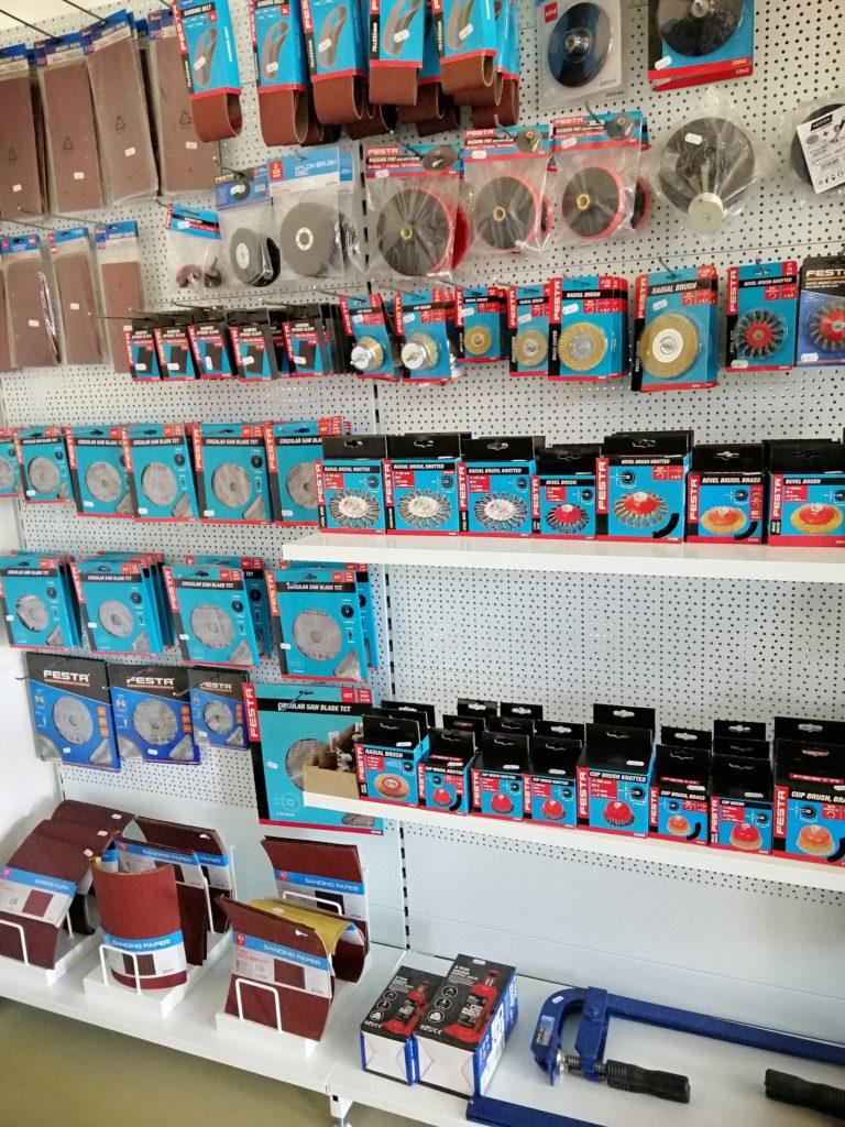 NARETA nabízí, Pilové kotouče, brusivo, brusné kartáče, ocelové kartáče, inox kartáče, nerez kartáče, unašeče