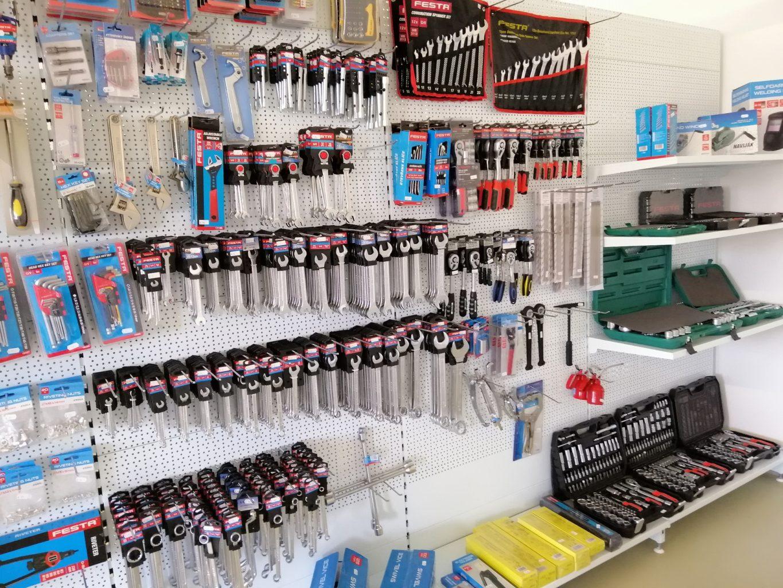 Prodejna NARETA nabízí, elektrody, gola sady, stavitelné klíče